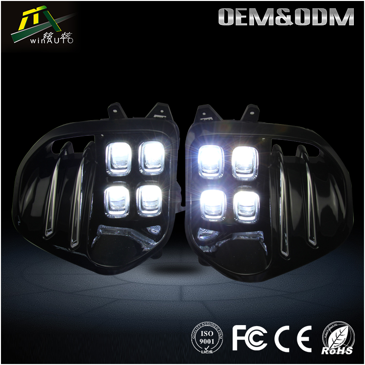 High quality auto accessories car light led headlight daytime running light for Kia KX5 or Sportage 2015 - 2016