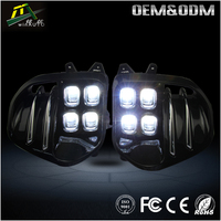 High quality auto accessories car light led headlight daytime running light for kia k5 sorento