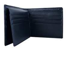 Handmade Leather Material Men's Travel Wallet