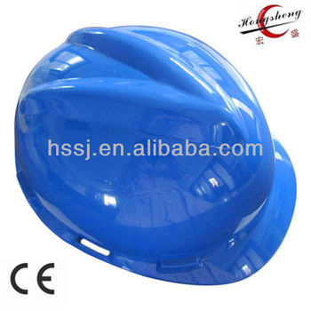 high quality safety helmet ABS industrial safety helmet with wheel ratchet