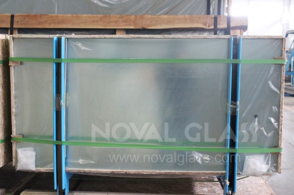 Meeting Room 10mm 12mm Tempered Glass Partitions