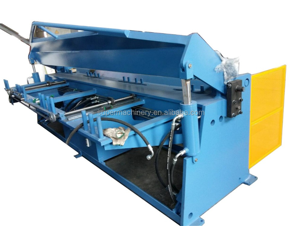 CNC Sheet Metal Hydraulic Folding Machine