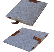 11-15 Inch Double Layer Anti Impact wool felt Laptop Pouch Bag For Laptop Tablet For MacBook Pouch Case