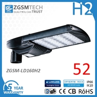 160W led street light for the road