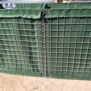 Cheap Price&High Quality Welded Wire Mesh Gabion Basket MIL1