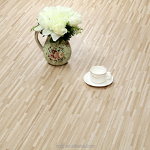 Luxury plastic floor tile commercial and residential decoration pvc floor covering