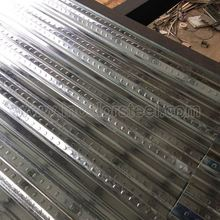 Galvanized welded floor grating steel grid plate high strength floor decking with low price