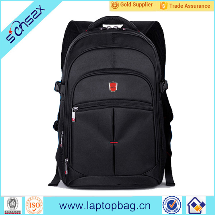 2016 15 inch Fashion laptop bag school backpack