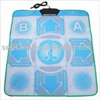 For Wii Wired DDR dancing pad for Nintendo mat
