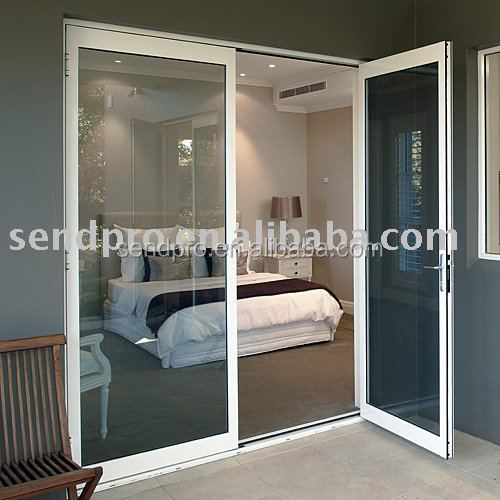 Outwards Opening Aluminum French Entry Door With Tempered Glass Buy Aluminu