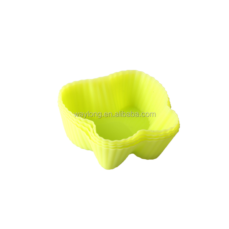 Wholesale customized good quality silicone mini cup cakes