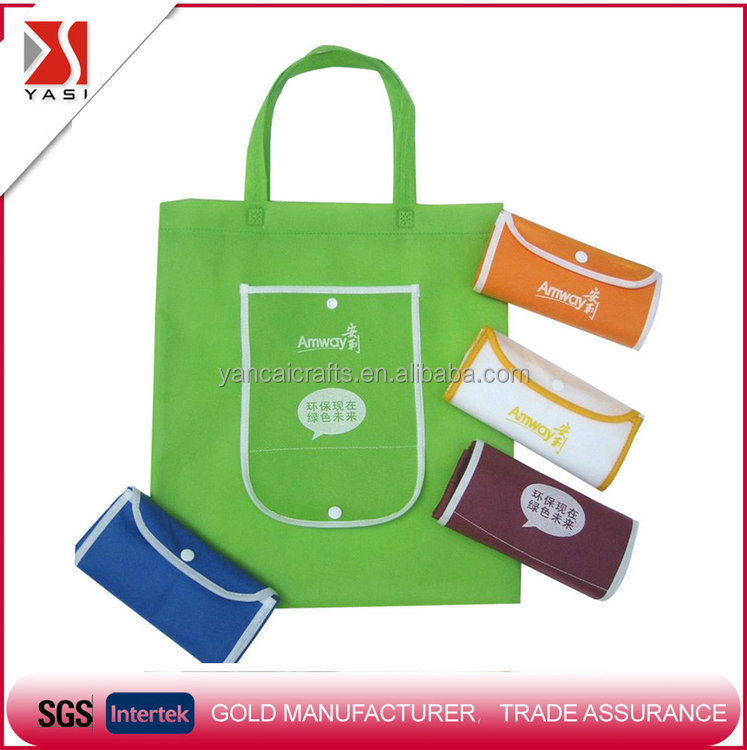 Foldable non-woven bag/image non woven bag from online shopping alibaba