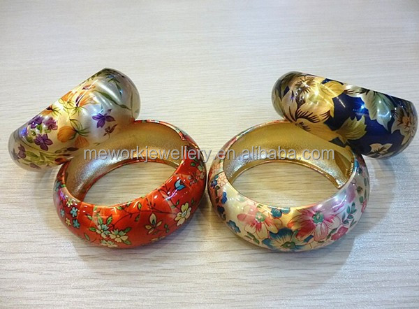 China traditional style Tang Dynasty bangle bracelet jewelry bracelet