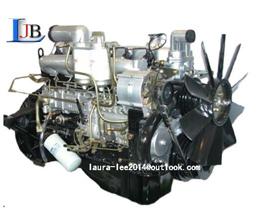 6-cylinder CHAOCHAI cy6102 DIESEL ENGINE ASSEMBLY for forklift/loader/tractor/excavator