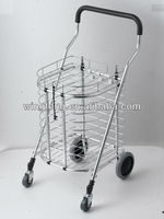new design easy go fold up shopping carts