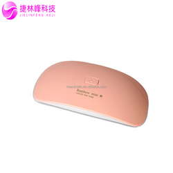 Best selling new products 9W LED Nail Lamp cure gel polish nail led light gel nail dryer portable mini uv lamp 9 w