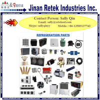 All Kinds of Spare Parts for Refrigerator, Freezer, Air Conditioner