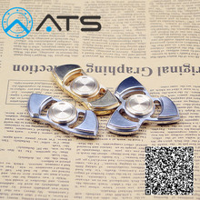 New Brass/Stainless Steel Relieve Stress hand spinner fidget toy