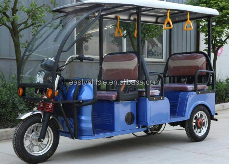 2017 RickShaw mototaxi Passenger Tricycle taxi motorcycle Three Wheel bicycle for adults Tuk Tuk For Sale