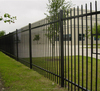 Easily Assemble metal Wrought Iron fence&steel fence/Practical Aluminum Fence/garden& pool fence