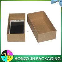 New Product Wholesale Luxury paper drawer box for mobile phone