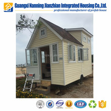 Reliable China Supplier Mobile Homes and Caravans