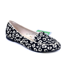 new arrival flat fashion ladies ballerina shoes women casual flats shoes with bow