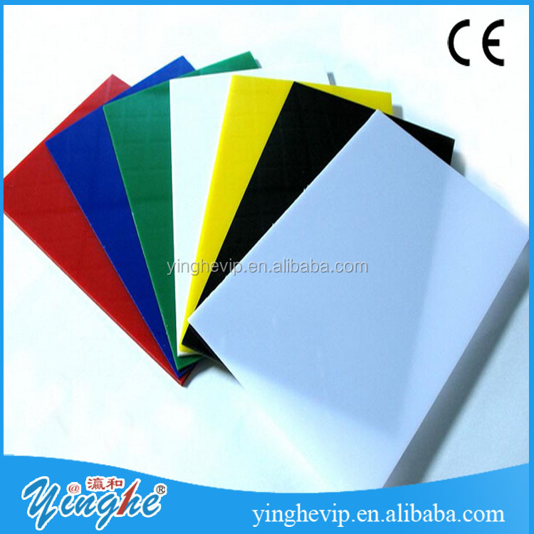 Acrylic Plastic building material sheet/panel/board/plate for construction