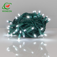 70 Count 4'' Spacing Injection 5mm Outdoor Waterproof Led String Lights