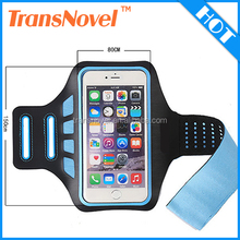 Smartphone accessories sport armband cellphone case new arrival lycra armband