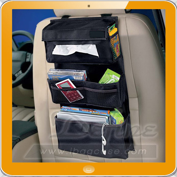 Best Quality Travel Multi-Pocket Car Seat Organizers