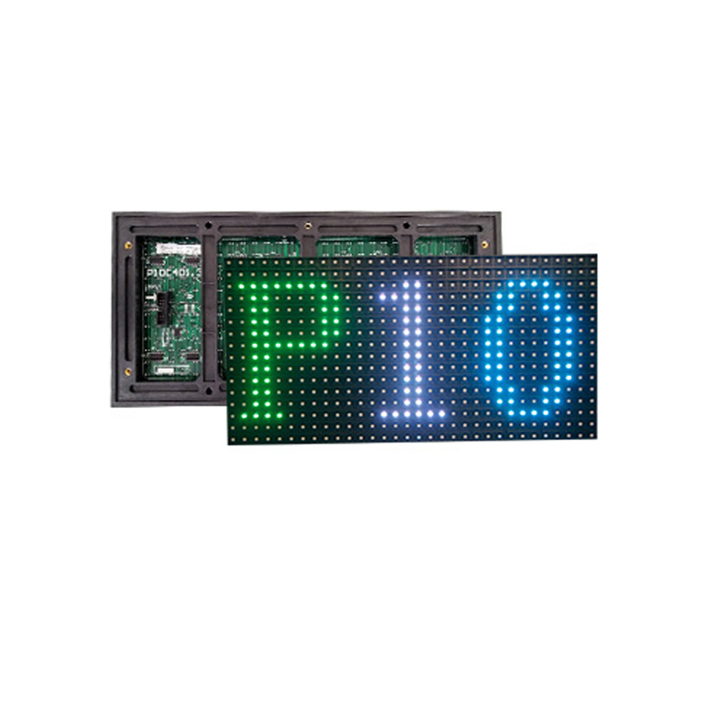 <strong>P10</strong> SMD Outdoor Full Color <strong>Module</strong> <strong>16x32</strong> <strong>LED</strong> Panel Advertising Signs Wall Waterproof Building <strong>LED</strong> Billboard