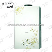 2013 Open Flue Type Low Water Pressure Tankless Hot Gas Water Heater
