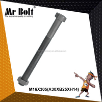 leaf spring center bolt