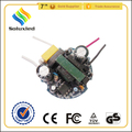 15x1w open frame round shape led driver