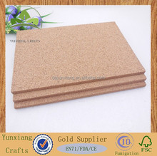 high quality composite corl mat , home decorative cork mat , cork mat
