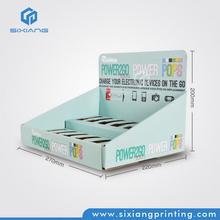 China Manufacturer OEM/ODM Corrugated Paper Display Case for Department Store