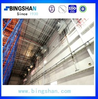 Widely used cheep 800MT fish cold room with condenser and evaporators