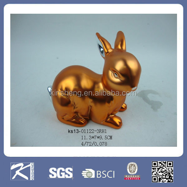 electroplating paint colors porcelain easter craft