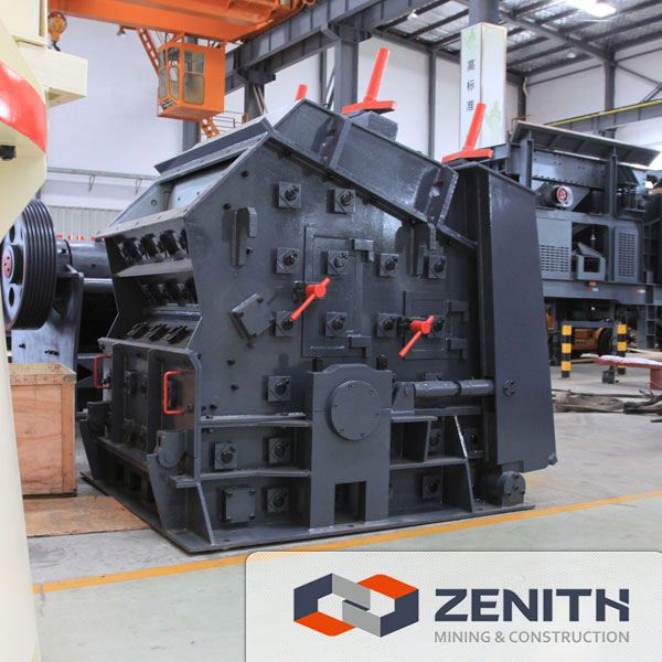 Zenith hot sale stone breaker equipment widely used in mining industry