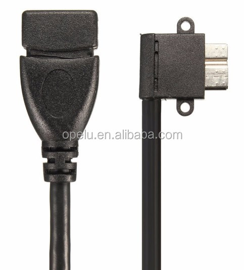 Factory USB 3.0 Female To Micro 3.0 Male USB OTG Cable For Samsung Galaxy Note3 N9000/2