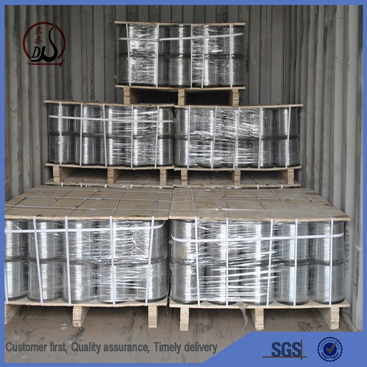 Hot sale and cheap galvanized spool wire