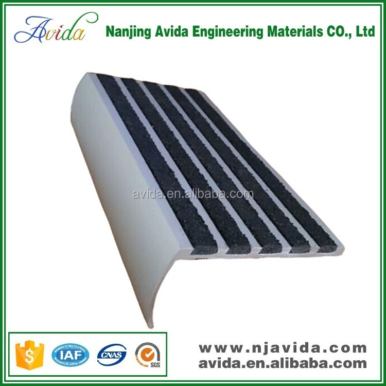 anti-slip metal staircase stair tread cover