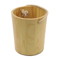 Whole sale cheap price handmade Home Use Wooden buckets