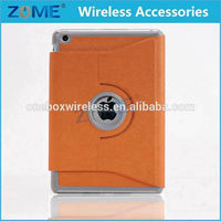 Wholesale Abibaba New 360 Rotating Mobile Phone Wallet Pu Leather Smart Cover Case For Ipad Mini 1