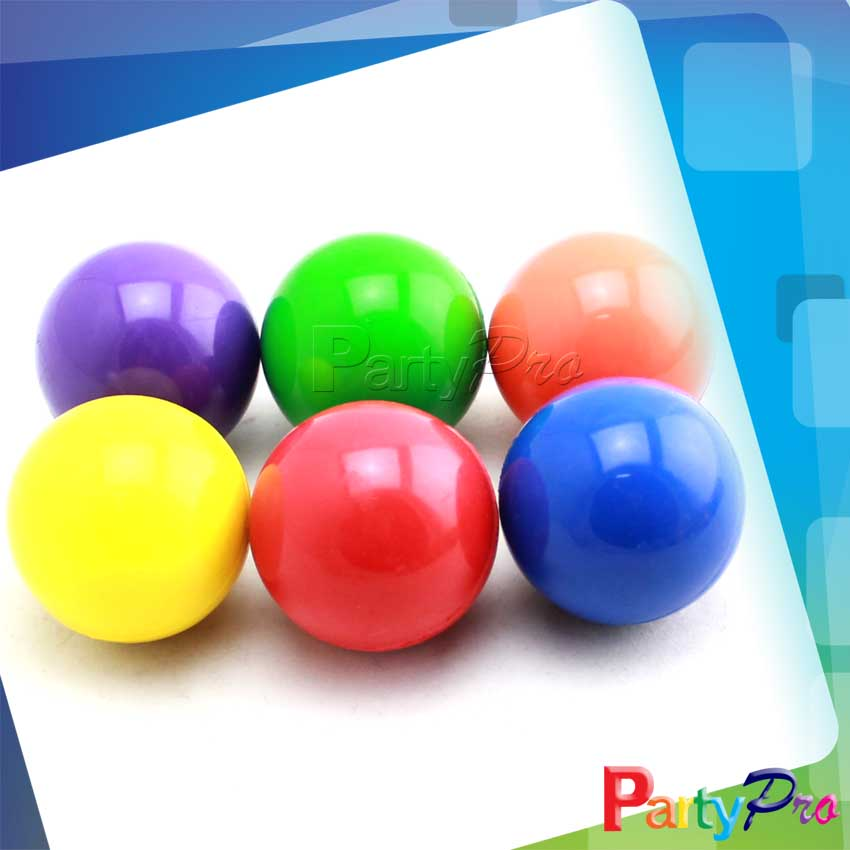 2014 Jumping Ball For Kids Hollow Plastic Wholesale Bouncing Balls