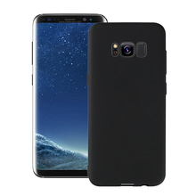 Matte Soft Tpu Back Cover Phone Case For Samsung Galaxy S8 S8+ S8 Plus
