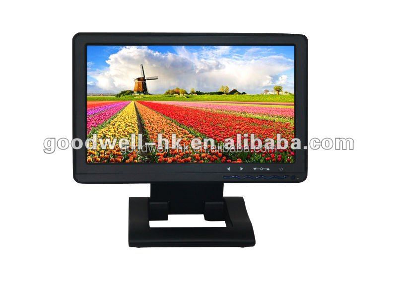 "Stand Alone 1024x600 Touch Screen 10.1"" ,Only USB for connection"