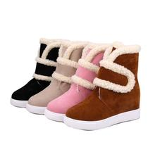 zm52392a Fashion winter shoes warm women snow boots high quality