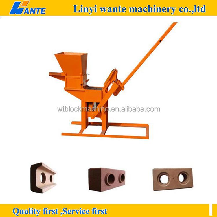 manual brick making machine for sale